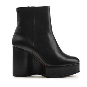 Robert Clergerie __ Belen Platform Ankle Boots